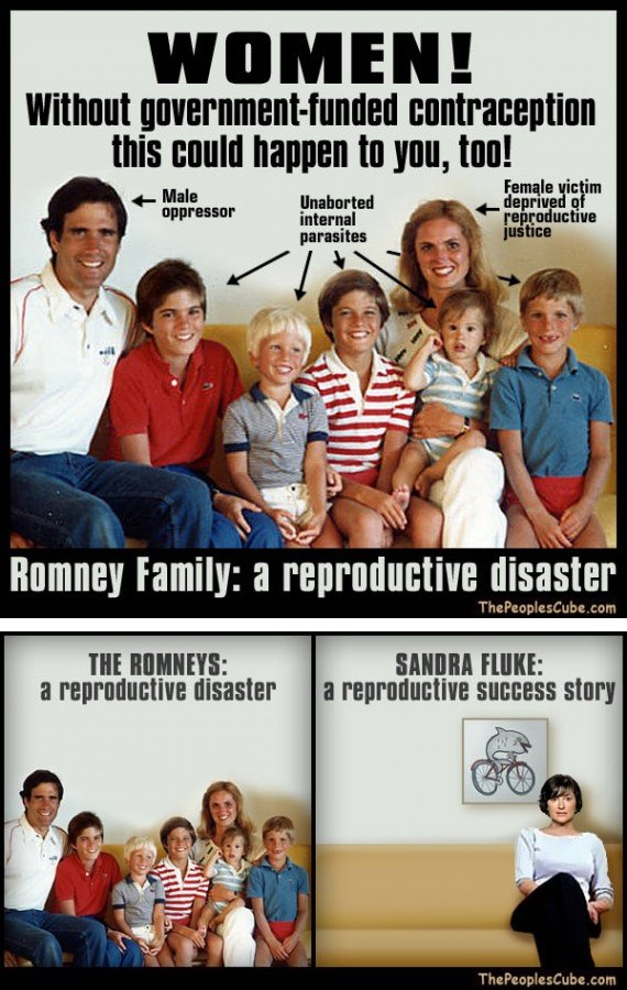 Romney Reproductive Justice